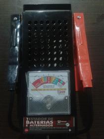 Testador De Baterias V8