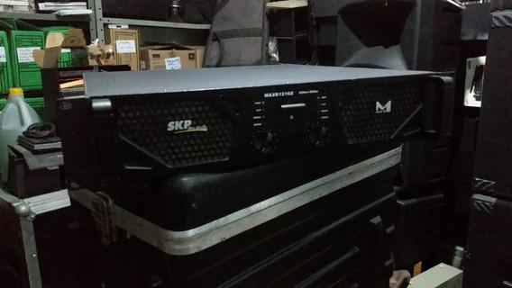Potencia Amplificador Skp Max G1210x 1200 Watts