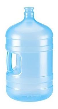 Botellón Bidón Para Agua Con Tapa Y Asa De 19 Litros Decocar