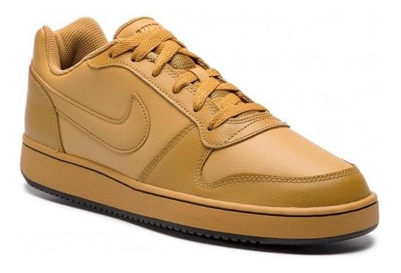 Zapatillas Nike Ebernon Low Urbanas Hombres Aq1775-700