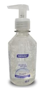 Alcohol En Gel C/glicerina Hatasu De Laboratorio Fitonature