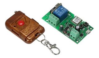 Modulo Rele Ewelink On/off Con Control Usb 5-32v Rf Wifi