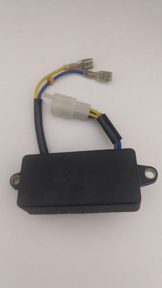 Avr Regulador Automatico Voltagem Gerador Vulcan Vg 3100