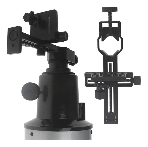 Adaptador Ajustável De Câmera Digital Para Telescópios 1,25