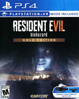 Resident Evil Gold Edition Ps4 Meses