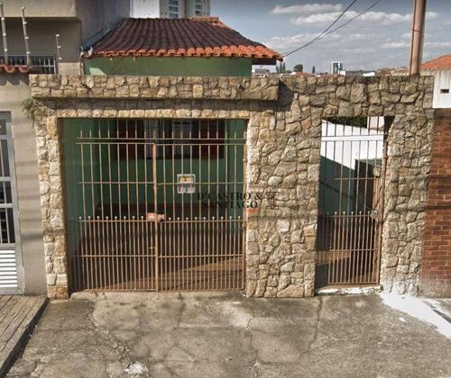 Casa Com 2 Dormitórios À Venda, 150 M² Por R$ 600.000 - Mooca - São Paulo/sp - Ca0198