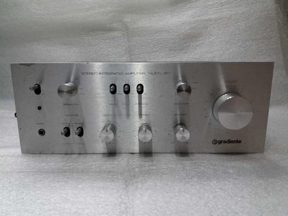 Gradiente Amplificador Model 120
