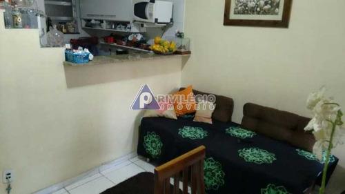 Imagem 1 de 17 de Apartamento À Venda, 1 Quarto, Copacabana - Rio De Janeiro/rj - 15732