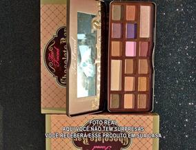 Paleta De Sombras Too Faced Chocolate Bar