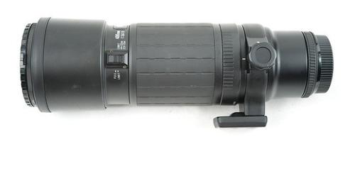 Lente Objetiva Canon Eos Sigma 400mm Apo F/5.6