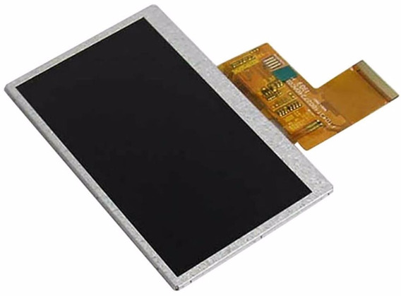 Tela Display Lcd 4,3 Satlink 6932 6935 6936 6939 Satelite Hd