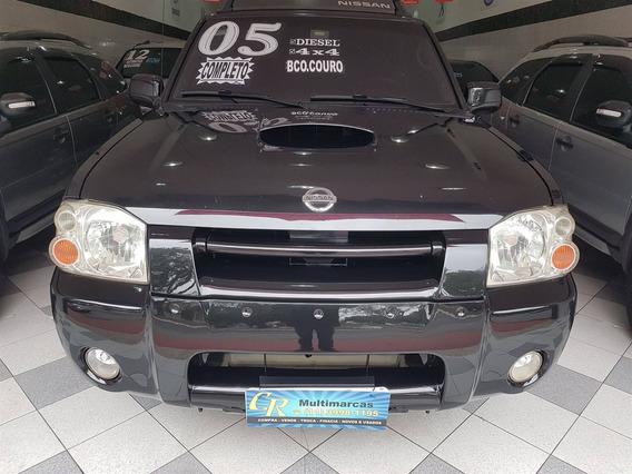 Nissan Frontier 2.8 Se Strike 4x4 Cd Turbo Eletronic Diesel