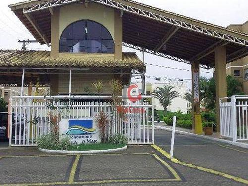Apartamento Com 2 Dormitórios À Venda, 67 M² Por R$ 160.000,00 - Jardim Mariléa - Rio Das Ostras/rj - Ap1595