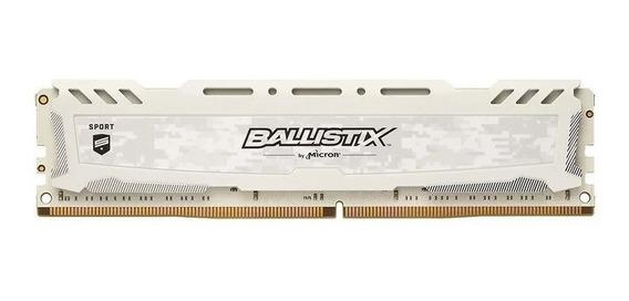 Memorias Crucial Ballistix Ddr4 2400 Mhz 12 Gb