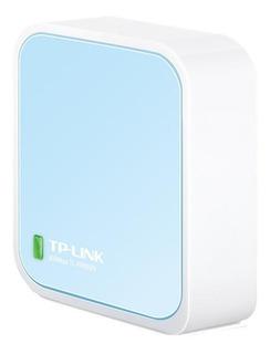 Router TP-Link TL-WR802N blanco/celeste