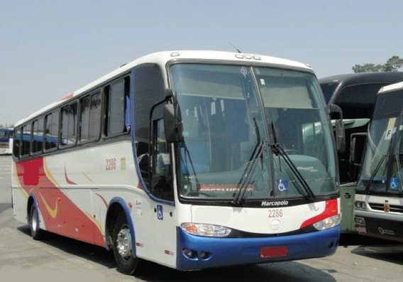 Ônibus Marcopoo Viaggio 1050 G6 Scania K 94 310 Fretamentos