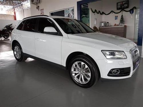 Audi Q5  2.0 Tfsi Ambiente Tiptronic Quattro Gasolina Autom