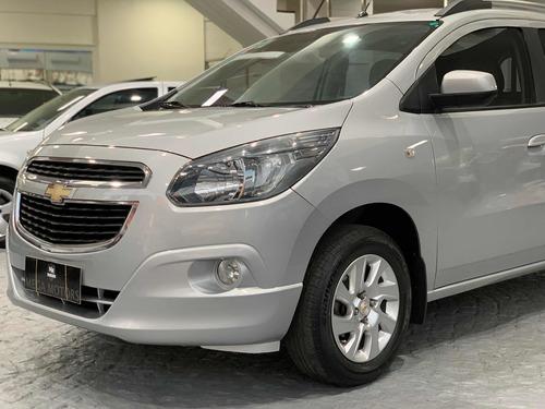 Chevrolet Spin 1.8 Ltz 5as 105cv