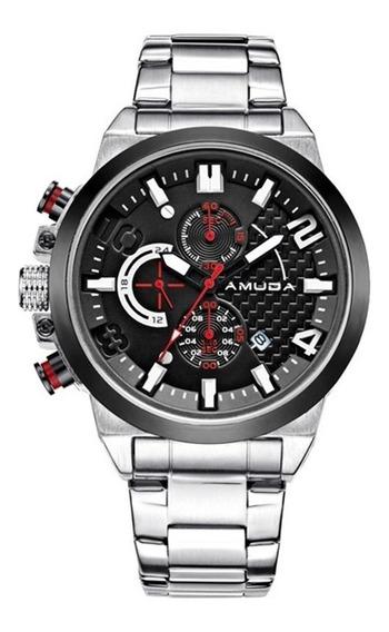 Relógio Importado - Amuda - Original - Aprova D