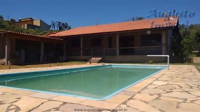 Chácara Em Condomínio, Cidade Atibaia, Aceita Permuta Sp.