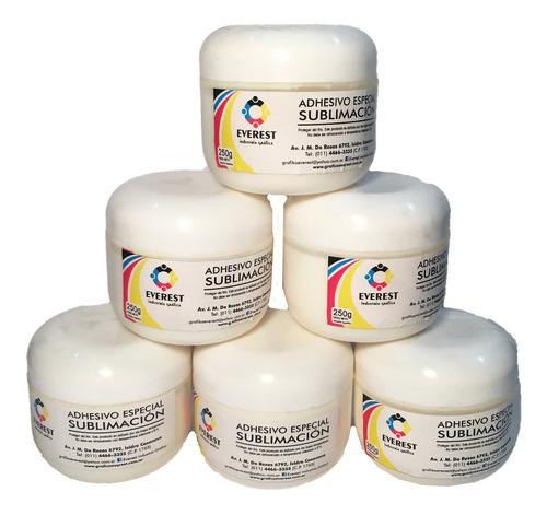 Imagen 1 de 2 de Pegamento Adhesivo 250g Para Packaging Sublimable