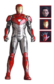 Iron Man Crazy Toys Mark 47 Mk Homecoming Spider Ñ Hot Toys