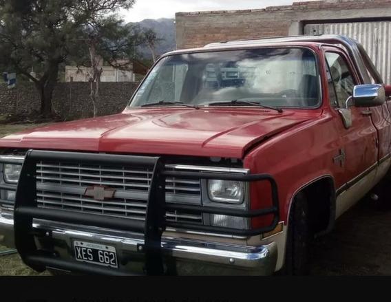 Chevrolet C-10 Scottsdale