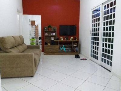 Casa 3 Quartos, No Centro De Campo Grande, Rj - Codigo: Ca0161 - Ca0161