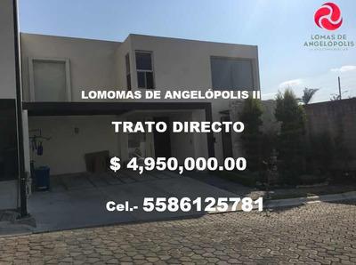 Excelente Oportunidad En Lomas De Angelópolis 2