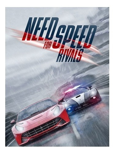 Need For Speed Rivals + 1 Jogo-pc-dvd- (midia Fisica)