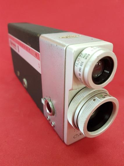 Câmera Super 8 Cine Canonet