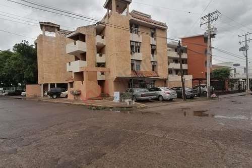 Departamento Amplio En Renta Sector La Campiña Equipado Y Con Excelente Ubicación En Culiacán.