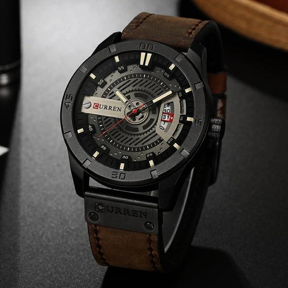 Reloj Militar Para Caballero Impermeable Uso Casual