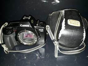 Máquina Fotográfica Antiga Canon Eos 650 Corpo Não Leica