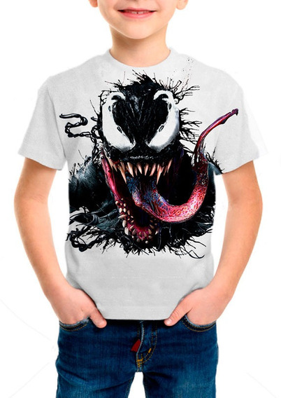 Camiseta Infantil Venom - M05