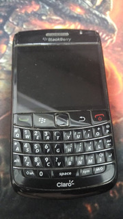 Celular Blackberry Bold 9780 3g 5mp Preto - Usado