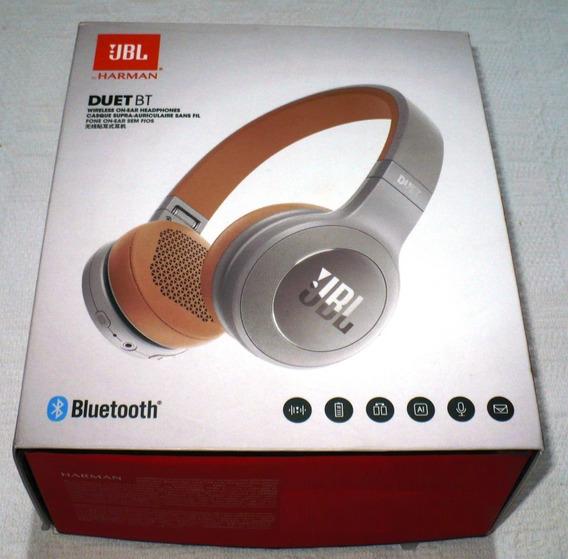 Fone Bluetooth Jbl Original E45bt - Usado - Com Detalhe, Leia!
