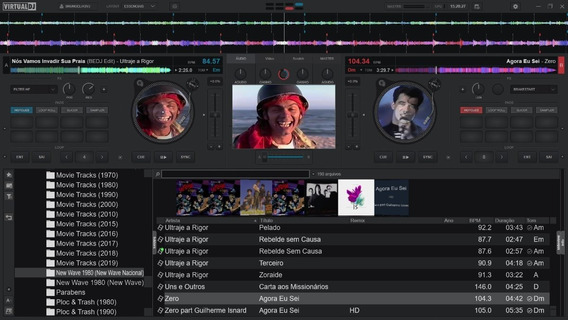 Video Clipes Xtendz Para Djs, Vjs, Bares & Casas De Festas
