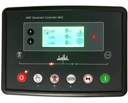Módulo De Control De Fallas Diesel Electrógeno Dse6020 Mk2