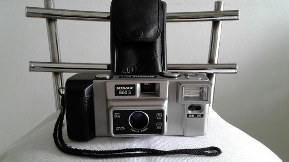 Maquina Fotografica Mirage 860 S.