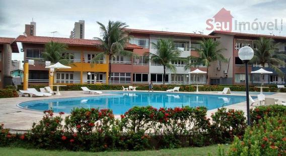 Apartamento Residencial À Venda, Praia Do Futuro, Fortaleza. - Ap0913