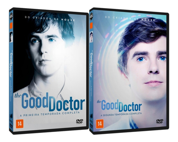 Série The Good Doctor 1ª E 2 ª Temporadas Completas