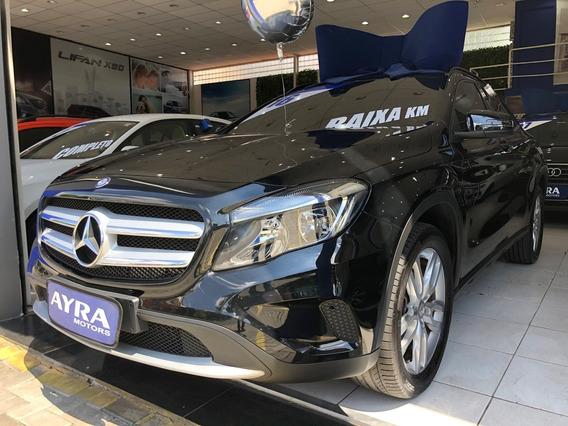 Mercedes Gla 200 Adv. 1.6/1.6 Tb 16v Flex Aut. 2016/201...