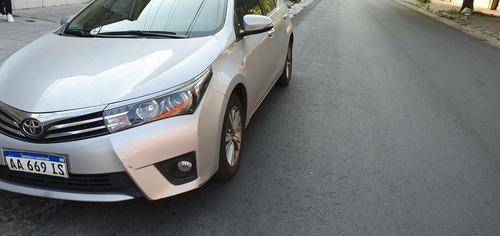Imagen 1 de 5 de Toyota Corolla 2016 1.8 Se-g Cvt 140cv
