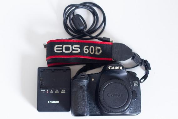 Canon Eos 60d | Corpo | 19 K Preço Tempo Limitado
