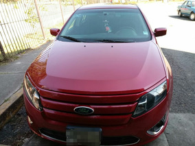 Ford Fusion Se St L4 At