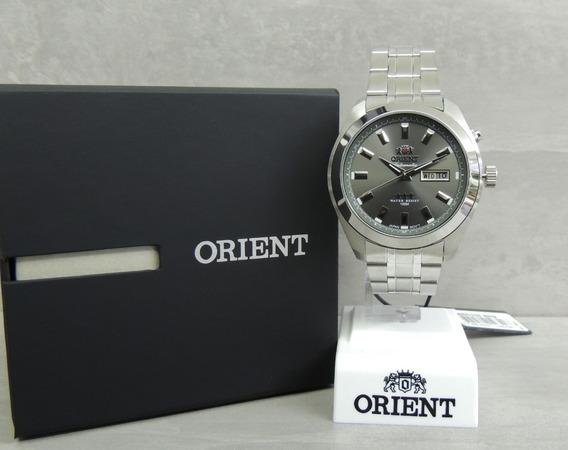Relógio Masculino Orient Automático 469ss075 G1sx - Nf