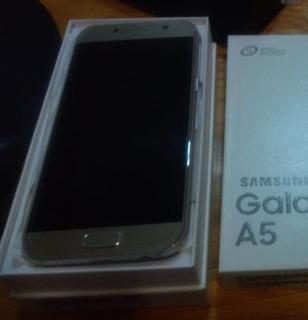 Celular Samsung Galaxy A5 2017, 3gram, 32gmem, Con Factura
