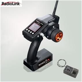Radiolink Rc4gs 2.4g 4ch Transmissor + Receptor R4fg-g Giros