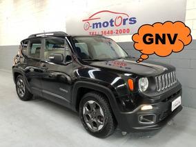 Jeep Renegade Sport Automatica Completa Gnv